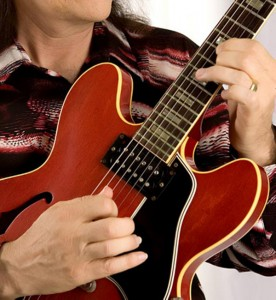 Guitar Lessons on Electric Guitar
